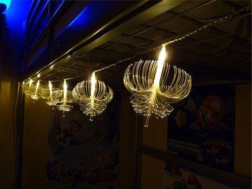 FIBRE-OPTIC Flower Fairy Lights