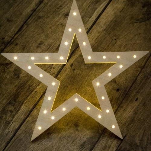 HANGING Xmas Star
