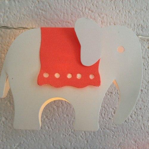 ELEPHANT Fairy Lights