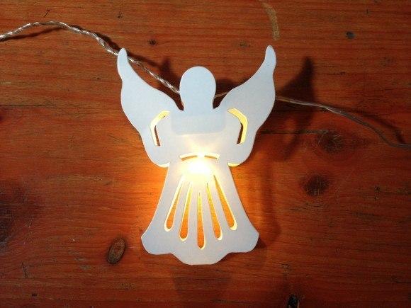 ANGEL battery fairy lights