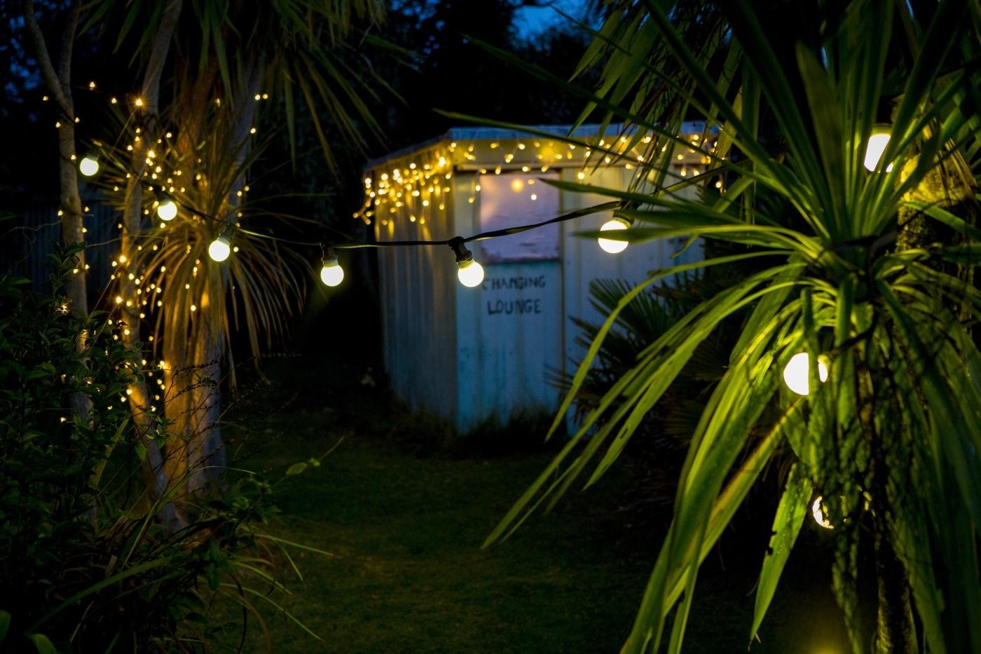 Festoon Party Lights 10m Warm White Led