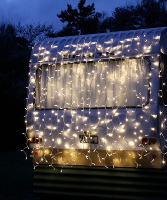 Outdoor fairy lights outdoor string party lights nz au led curtain fairy lights mozeypictures