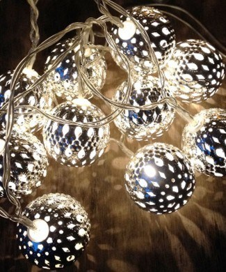 Maroq Balls - battery fairy lights