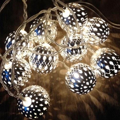 Maroq Balls - battery fairy lights