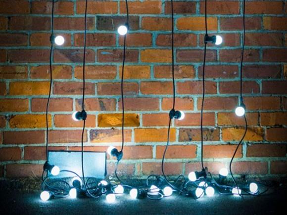 FESTOON party lights 10m - cool white LED