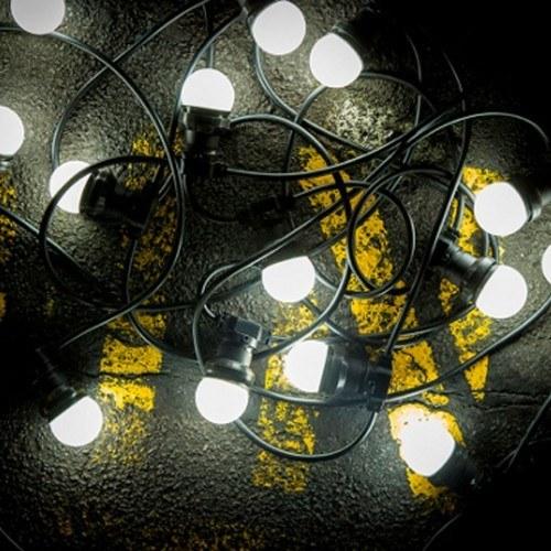 FESTOON party lights 20m - cool white LED