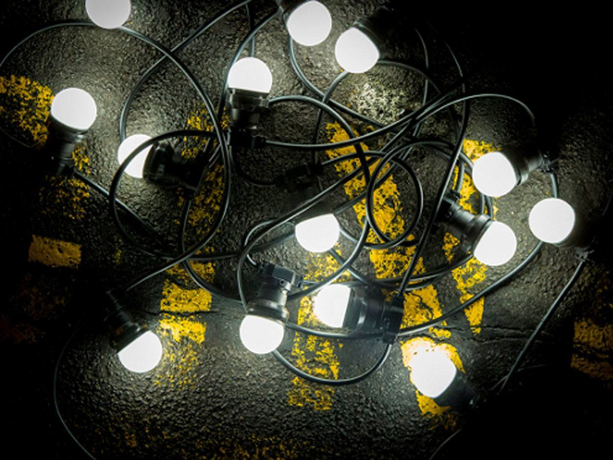 24 Volt Christmas Lights
