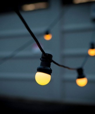 FESTOON party lights 10m - warm white