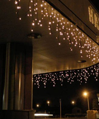 Outdoor Fairy Lighting Outdoor fairy lights string party lights tfls australia icicle fairy lights 3m black cable workwithnaturefo