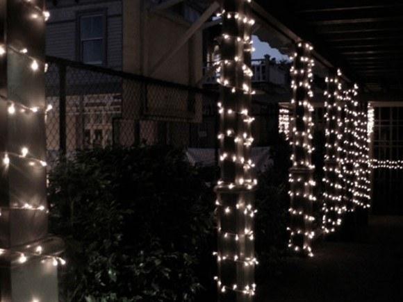 STRING fairy lights 4m