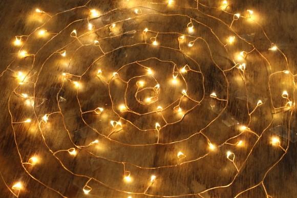 Fire-cracker seed lights