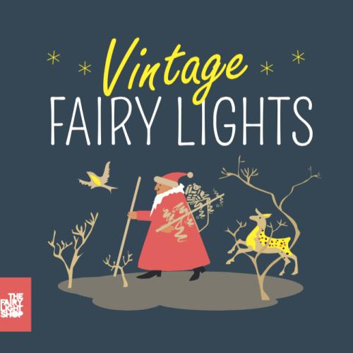 Vintage fairy lights